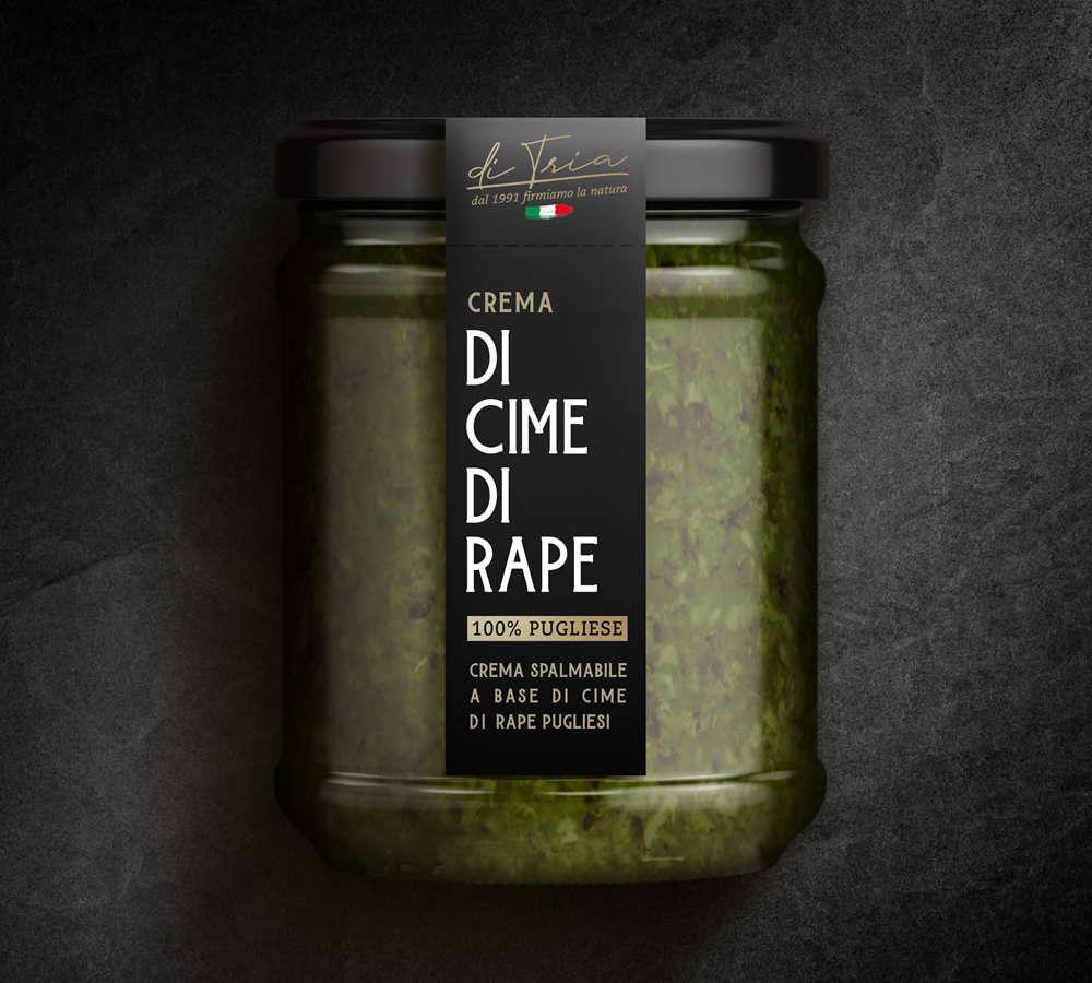Crema di cime di rape