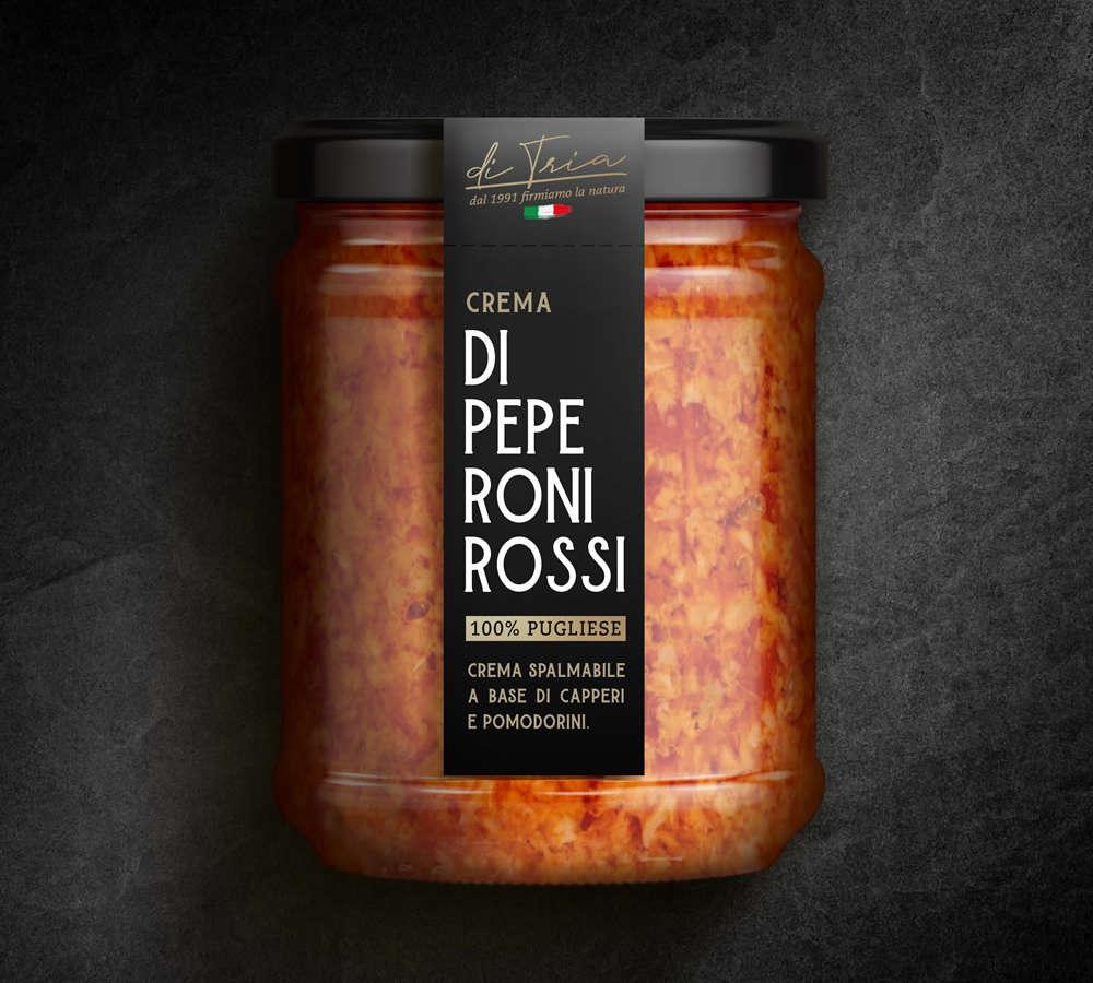 Crema di peperoni rossi