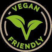 Prodotto 100% vegano